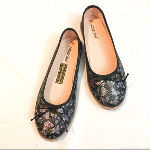 Butterfly Alberola shoes